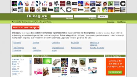 dukaguru - buscador empresas